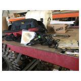 Work Sharp Knife Sharpener and Tool bags