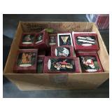 Hallmark Ornaments In boxes