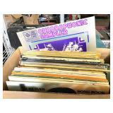 Box of LP