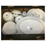 Gibson dishes & plates