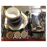 Plates, bowls & more