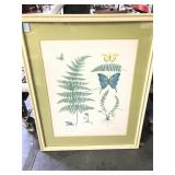 Pencil signed and Numbered Dianne Coleman print -