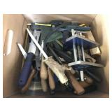 Wood working tools, vise and more