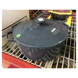 Cuisinart 7Q Cast Iron Enamel Baking dish with