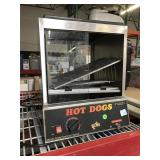 Commercial Hot Dog warming machine