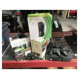 Xbox lot - Original Xbox with controllers, 2 Xbox