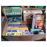 Board Games - most vintage
