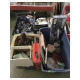 Pallet lot household and decorative items