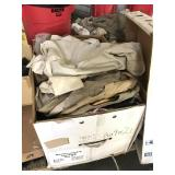 Pallet of Hollywood Screen Used Costumes - No