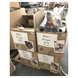 Pallet of Hollywood Screen Used Props - No COAs