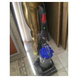 Dyson upright canister vacuum