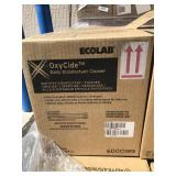Pair of Gallon Jugs - OxyCide Disinfectant -