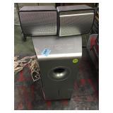 Vizio Jive speaker system model JV50S