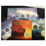 Coins of the Bible, replica Tribute Penny/Shekel,