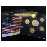 2008 US MINT ANNUAL UNCIRCULATED COIN SET