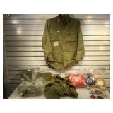 Lot of Boy scouts of America 2 shirts, 2 shorts