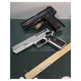 Kk USP Pellet Gun, Marksman Repeater, AS-IS