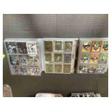 Huge lot of mixed sports cards with stars all in