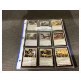 100 magic cards