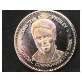Elvis Presley Double Eagle Commemorative Coin