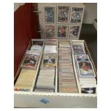 Huge lot of sports cards