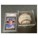 Kevin brown graded rc & auto ball