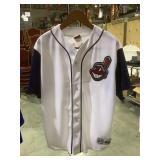 Cleveland Indians decaro jersey xlarge