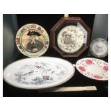 Group of Antique English china , all good