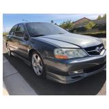 2003 ACURA TL TYPE-S (CLEAN TITLE) AUTOMATIC, 230K