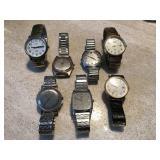 Vintage Timex Watches