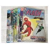Vintage DC Flash Comics