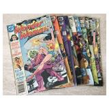 Vintage DC Wonder Woman Comics & More