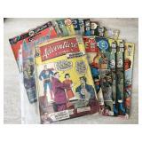 Vintage DC Superman Action Comics & More