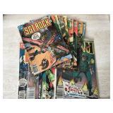 Vintage DC Sgt. Rock Comics & More
