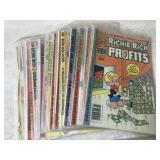 Vintage Harvey World Richie Rich Comics