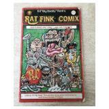 "Vtg. Rat Fink Comix- Ed ""Big Daddy"" Roth"
