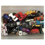 Vtg Matchbox & Hot Wheels- Large Lot