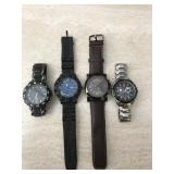 Folio Large Face Watch & More
