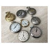 Vintage Pocket Watches & More