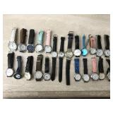 Timex & More- Strap Watches