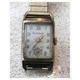 Antique Bulova 10k Gold Filled Watch