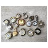Vintage Fob & Pendant Watches