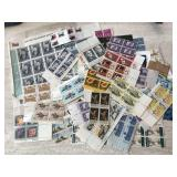 Uncirculated American & Foreign Stamps