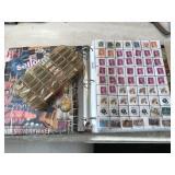 Vintage Foreign Stamps - Large Lot