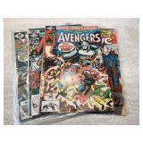 Vtg. Marvel Comics Fantastic Four & More
