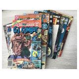 Vtg. DC Comics- G.I. Combat & More