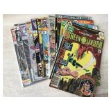 Vtg. D.C. Comics- Green Lantern & More