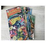 Vintage D.C. Adventure Comics & More