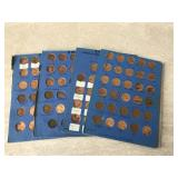 Lincoln Head Pennies- Various Dates