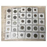 Foreign Coins France, New Zealand & More